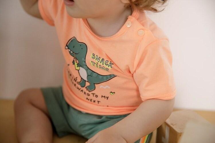 Camiseta de bebé de Feetje - lifestyle