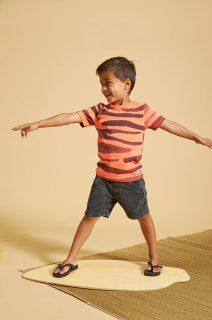 Pantalones cortos de niño de la marca Sturdy - lifestyle