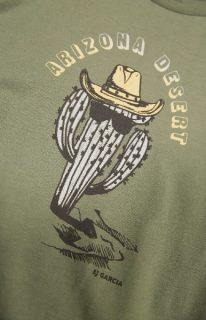 Camiseta de Niño de Garcia Jeans -detalle