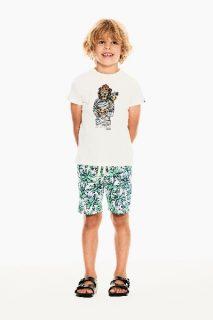 Camiseta estampada de Garcia Jeans - lifestyle