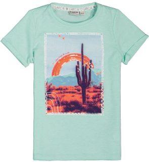 Camiseta estampada para niñas de Garcia Jeans