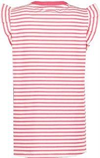 Camiseta de rayas para niña de Garcia Jeans - detrás