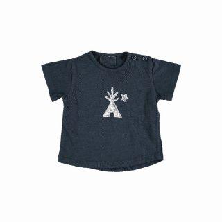 camiseta de niño estampada de Petit Indi