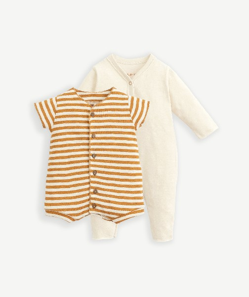Pack de pijamas de bebé de Play Up