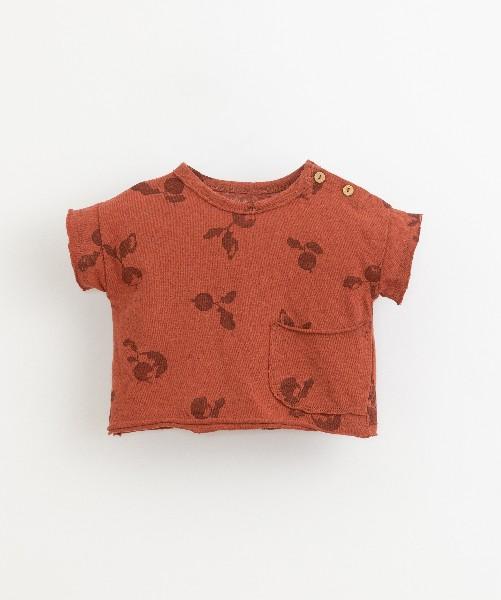 Camiseta de bebé de la marca Play Up