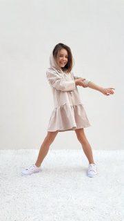 Vestido de algodón de Elisabeth Puig - life