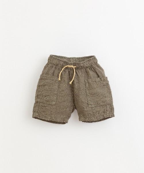 Pantalón de lino para niño de Play Up