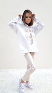 Camiseta larga de Elisabeth Puig 1