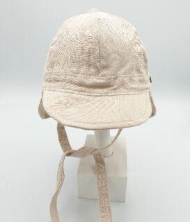 Gorro de bebé en algodón de Monnuage