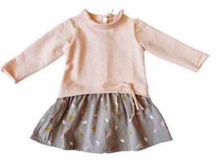 Vestido de bebé de Elisabeth Puig