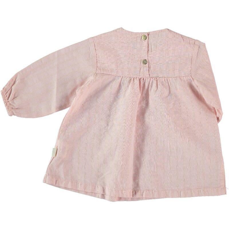 Vestido de bebé de My Little Cozmo - detrás