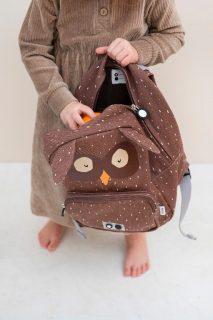 Mochila Búho de Trixie para niños - lifestyle