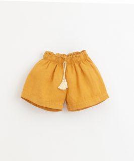 Shorts de lino de la marca Play Up