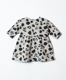 Vestido de algodón orgánico para bebé de Play Up