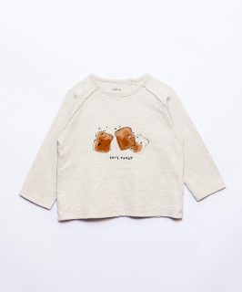 Camiseta de manga larga de Play Up