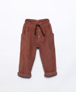 Pantalón de pana de niño de Play Up