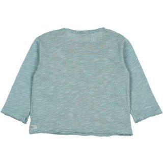 Camiseta estampada de bebé de Búho - detrás
