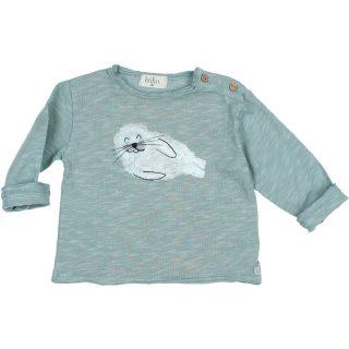 Camiseta estampada de bebé de Búho
