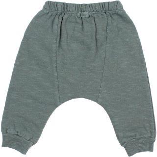 Pantalón de algodón para bebé -detrás