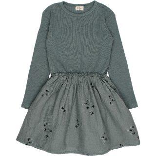 Vestido en algodón orgánico de Búho