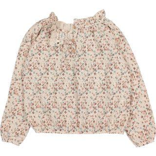 Blusa estampada para niña de Búho - detrás