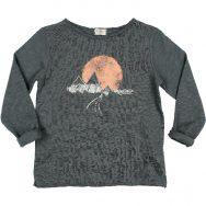 Camiseta de manga larga de niño de Búho
