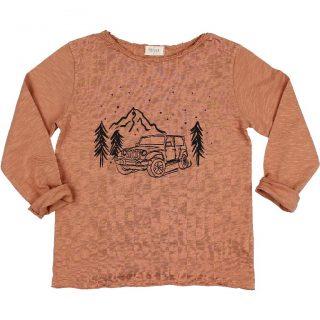 Camiseta de manga larga para niño de Búho