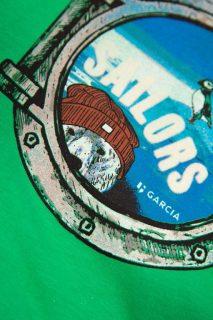 Camiseta de niño de Garcia Jeans - detalle