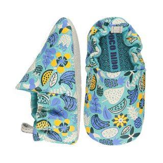 Zapatos de bebé para los primeros pasos de Poco Nido