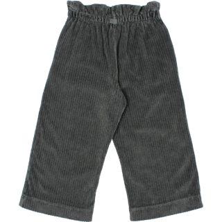 Pantalón de pana para niñas de la marca Búho - detrás