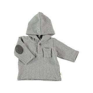 Sudadera con capucha para bebé de Petit Indi
