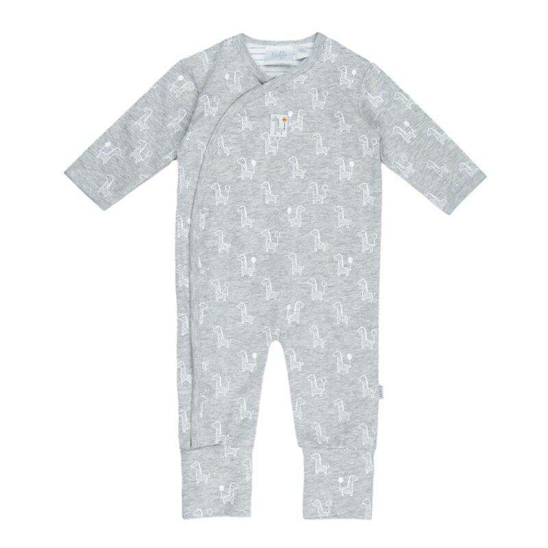 Pijama de algodón orgánico de bebé