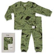 Pijama infantil en algodón orgánico