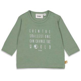 Camiseta de bebé en algodón orgánico