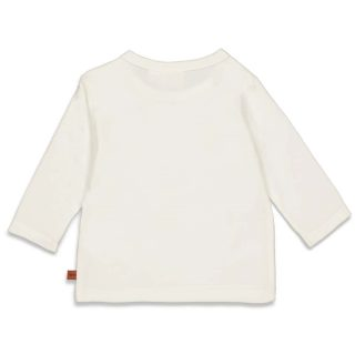 camiseta de algodón orgánico para bebé - detrás