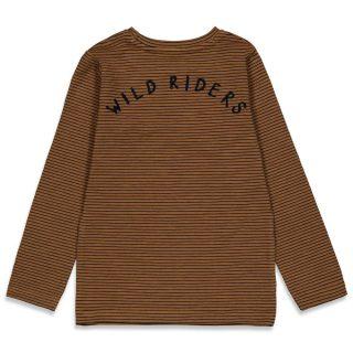 Camiseta de niño de Sturdy - detrás